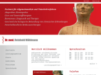 Dr. med. Reinhold Möhlmann, Facharzt für Allgemeinmedizin
