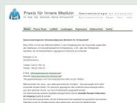 Schwarzhoff, Dr. med. Rainer