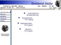 Dreherei Günther Holle