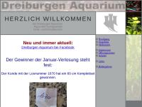 Dreiburgen Aquarium