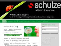 Druckerei Bernd Schulze Nienburg