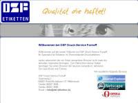 DSF Druck-Service Fornoff, Inh. Ellen Fornoff
