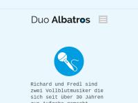 Albatros, Duo