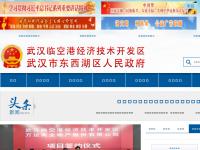 武漢市東西湖区人民政府