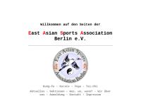 East Asian Sports Association Berlin e.V.