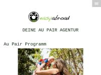 Au Pair Vermittlung Easy abroad