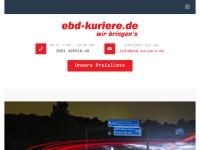 EBD-Kuriere, Inhaber Thomas Kiesewetter