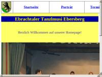 Ebrachtaler Tanzlmusi Ebersberg