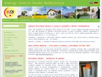 Energy Centre České Budějovice (ECCB)