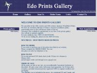 Edo Prints Gallery