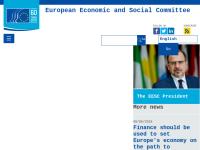 Europäischer Wirtschafts- und Sozialausschuss (EWSA)