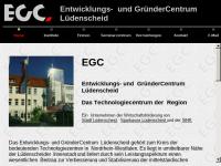 Entwicklungs- und GründerCentrum Lüdenscheid