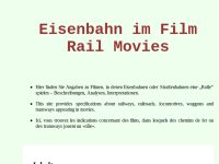 Eisenbahn im Film: The General