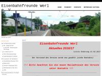 Eisenbahnfreunde Werl
