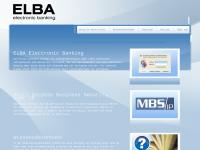 ELBA Electronic Banking