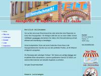 ELT - Elektrofachmarkt Calau