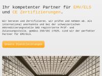EMC-Testcenter Zürich AG