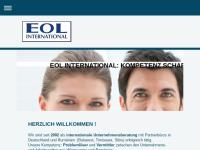 EOL International, Inh. Dieter Krauss
