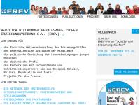 Evangelischer Erziehungsverband e.V. - Bundesverband evangelischer Einrichtungen und Dienste
