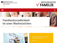 Netzwerk Erfolgsfaktor Familie