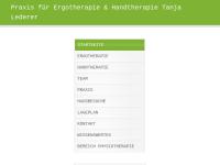 Praxis für Ergotherapie & Handtherapie Tanja Lederer