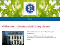 KG Gesellschaft der Erholung Viersen e.V.