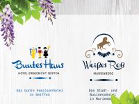 Erzgebirgshotels: Hotel Erbgericht Seiffen und Hotel Weißes Roß Marienberg