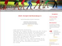 ESCR - Eis-Sport-Club-Ravensburg e.V.