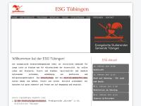 Tübingen - ESG