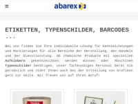 ETI-TEC Etiketten & Schilder & Zubehör