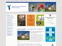 Homepage der evangelischen Kirchengemeinde Neckartailfingen