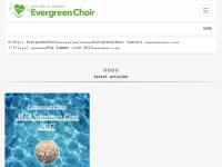 Evergreen Choir