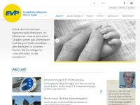Evangelische Volkspartei Aargau - EVP