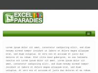 Excel-Paradies