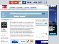 M+a Expo DataBase - m+a Verlag für Messen, Ausstellungen und Kongresse GmbH
