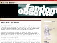 Fandom Observer