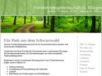 Forstbetriebsgemeinschaft St. Märgen