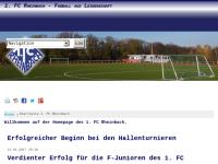 1. FC Rheinbach 1986 e.V.