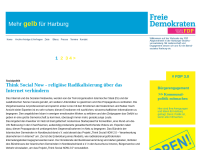 FDP-Bezirksfraktion Harburg