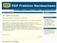 FDP-Kreistagsfraktion Nordsachsen