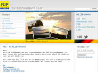 FDP Kreisverband Leer