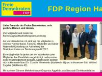 FDP Kreisverband Region Hannover