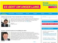 FDP Kreisverband Rhein-Kreis Neuss