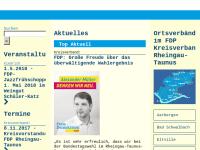 FDP Kreisverband Rheingau Taunus