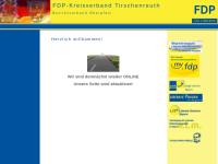 FDP Kreisverband Tirschenreuth