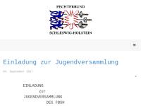 Fechterbund Schleswig-Holstein e.V.