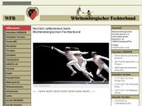 WFB - Württembergischer Fechterbund
