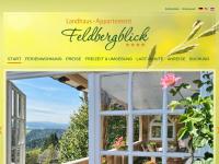 Ferienwohnung Feldbergblick