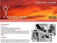 Praxis Weidenhof - Klang Körper Stimme