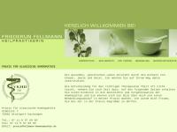 Friederun Fellmann - Praxis für Klassische Homöopathie
